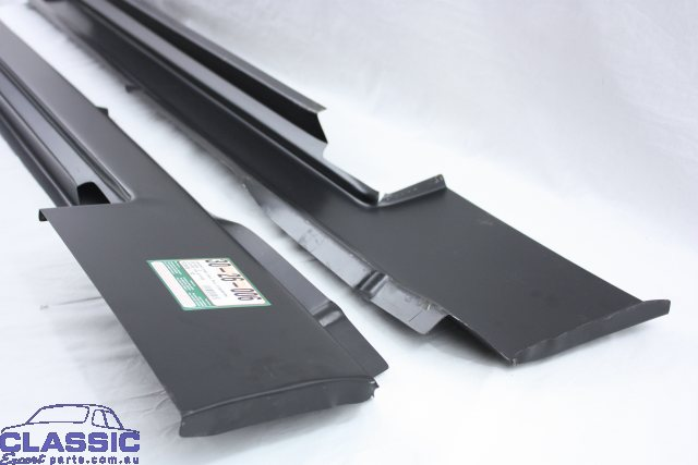Repair Panel For Ford Cortina Mk1 Skin Sill R//H